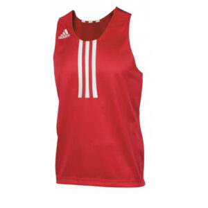 Adidas Boxing Clubline Top Rood
