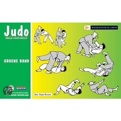 Boek Judo Beeld voor Beeld Groen