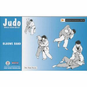 Boek Judo Beeld voor Beeld Blauw
