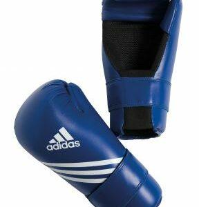 Adidas Semi Contact Gloves Blauw