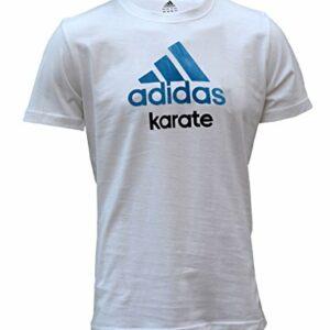 Adidas T Shirt Karate