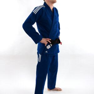Adidas BJJ Contest Blauw