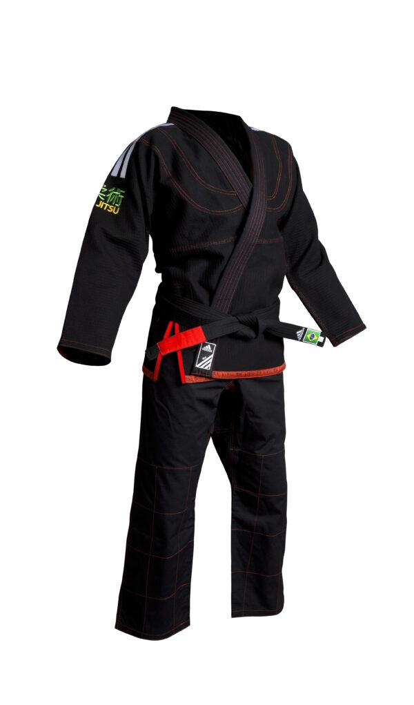 Adidas Brazilian/Jiu-Jitsu Gi Zwart