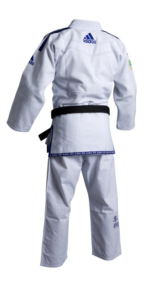 Adidas Brazilian/Jiu-Jitsu Gi Wit