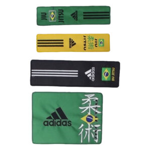Adidas BJJ Badges