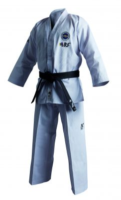 Adidas Taekwondopak Dobok Student ITF Approved