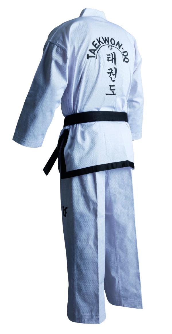 Adidas Taekwondopak Dobok Instructor ITF Approved
