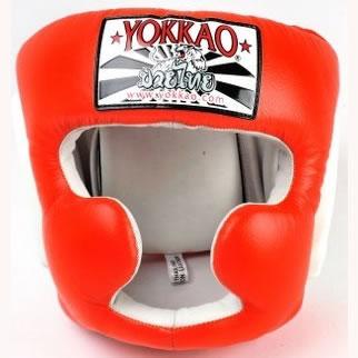 Yokkao Hoofdbeschermer Oranje