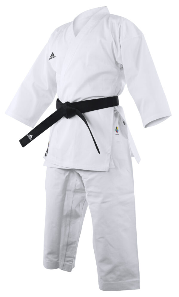 Adidas Karatepak K220 Club WKF approved