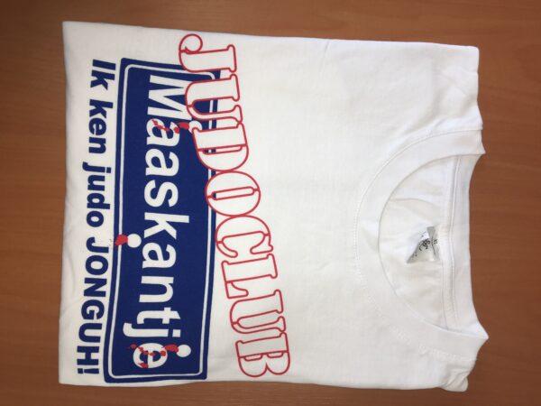 T-Shirt Judo Maaskantje