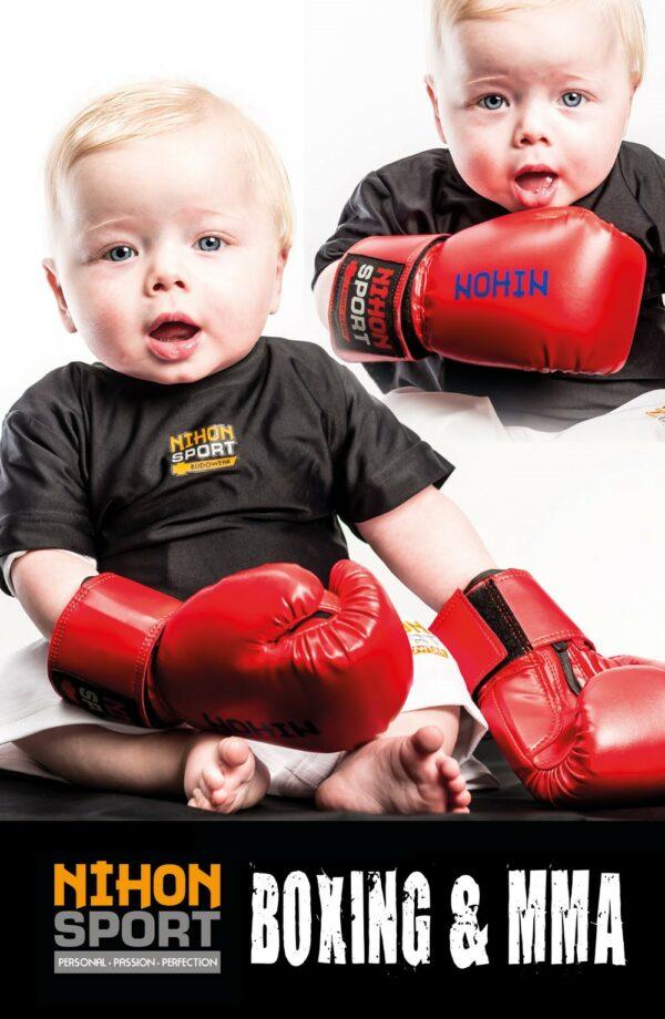 Banner Baby Boksen en MMA
