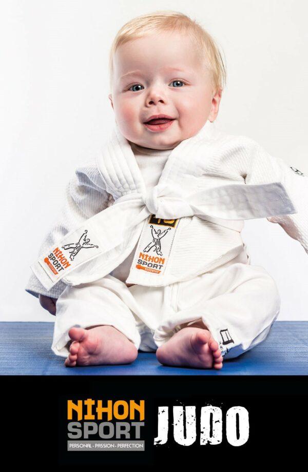 Banner Baby Judo