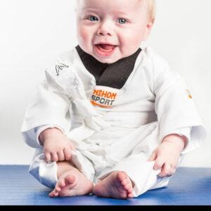 Banner Baby Taekwondo