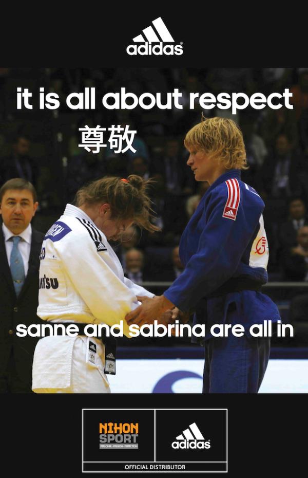 Banner Respect Sanne Verhagen