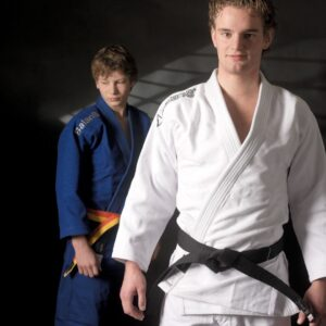 Balans Judopak Meiyo Blauw maat 130