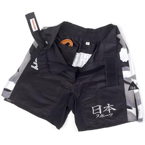 Nihon MMA shorts Camouflage