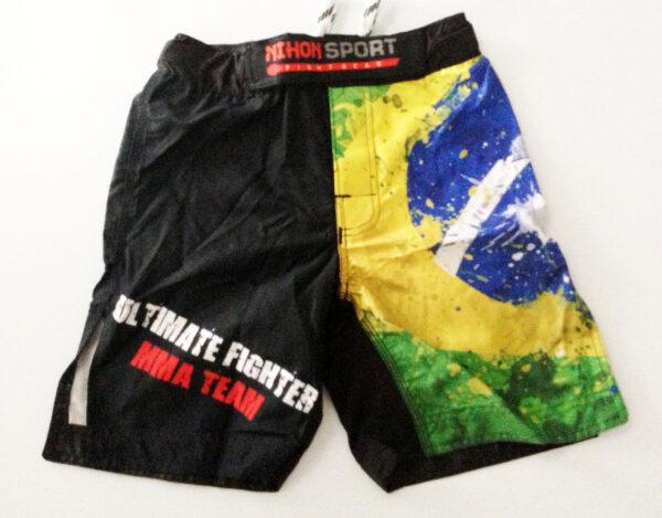 Nihon MMA Shorts Brazil
