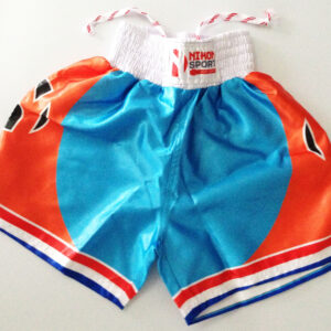 Nihon Kickboxing Shorts Dutch Lion