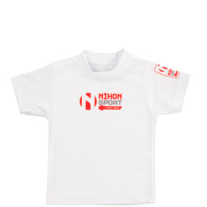 Baby t-shirt met eigen foto/logo/tekst