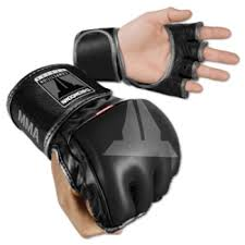 Throwdown Competition MMA Glove