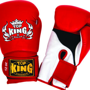 Top King Bokshandschoen Super Air Rood (OP=OP)