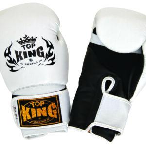 Top King Bokshandschoen Super Air Wit (OP=OP)