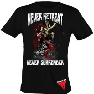 Throwdown Shirt Never Retreat