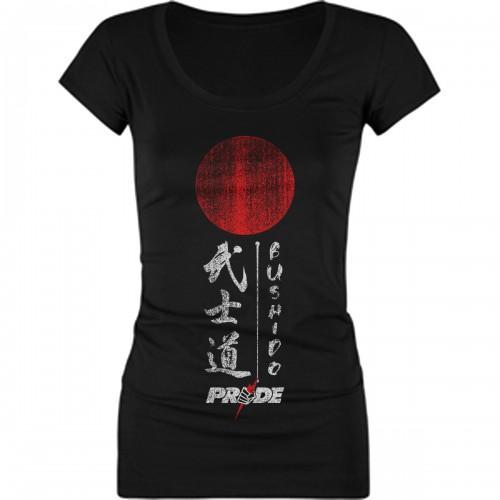 T-Shirt Pride Womens Bushido