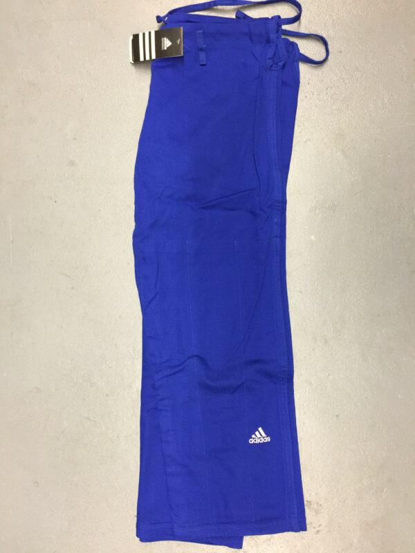 adidas Judobroeken Blauw