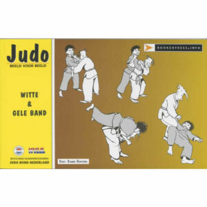 Boek Judo Beeld voor Beeld Geel