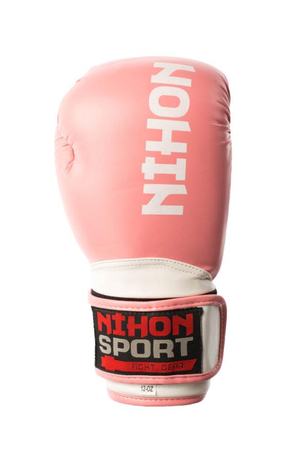 Nihon Bokshandschoen Y01 Roze