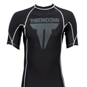 Throwdown High Performance Rashguard Korte Mouw