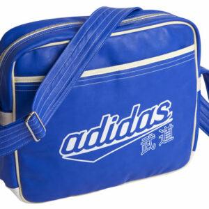 Adidas Sporttas US Style Blauw Budo