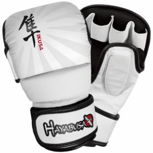 Hayabusa Ikusa MMA Hybrid sparring glove maat L Wit