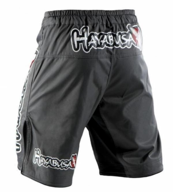 Hayabusa Shiai Fightshorts grijs maat 38